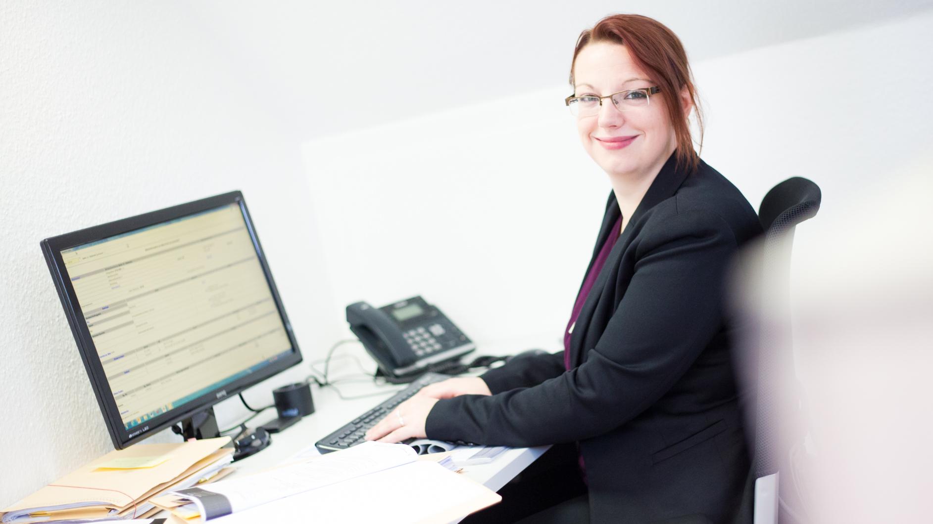 Alexandra König - Rechtsanwalts- und Notarfachangestellte
