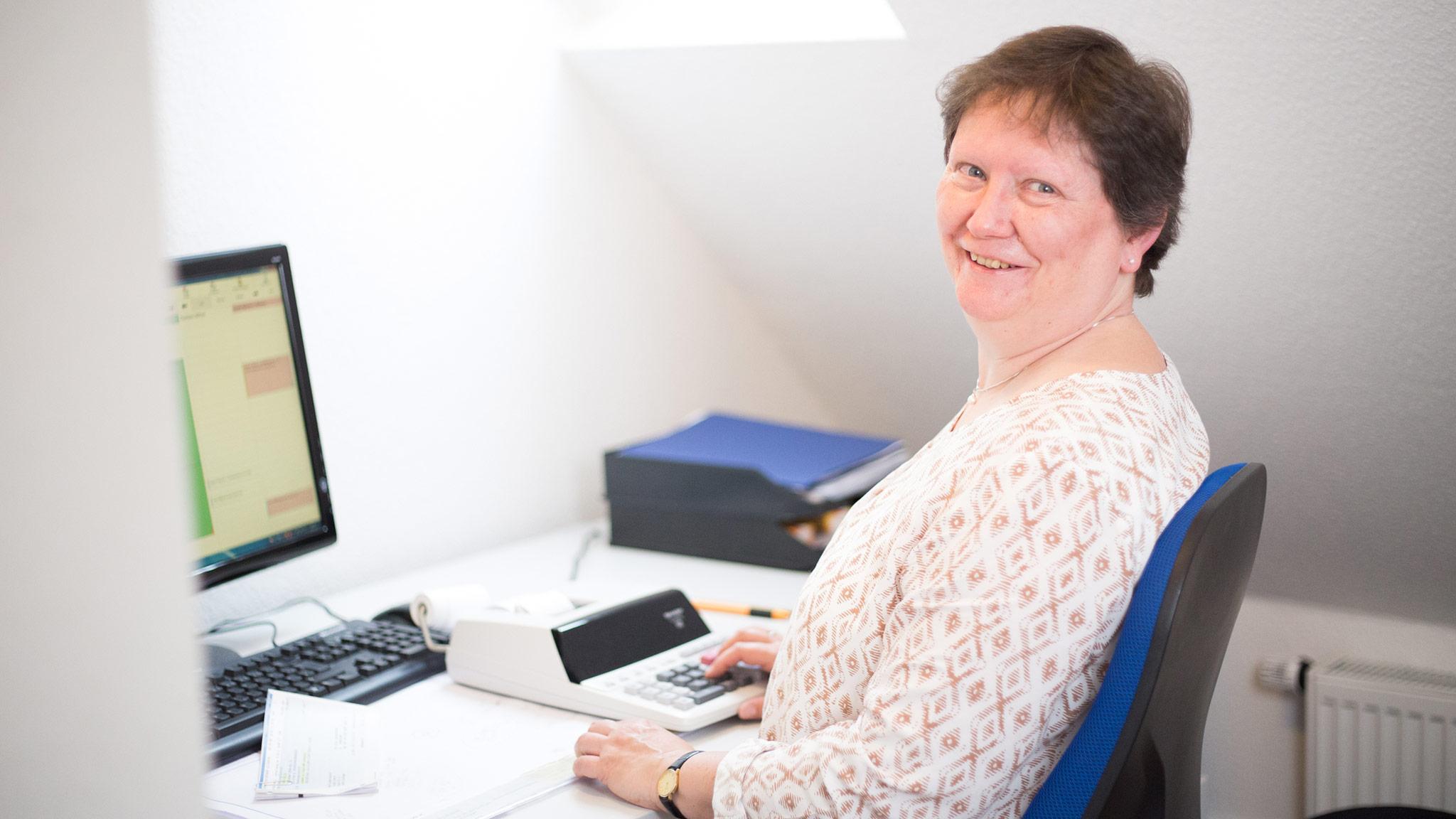 Karin Bielawski - Finanz- und Personalbuchhalterin