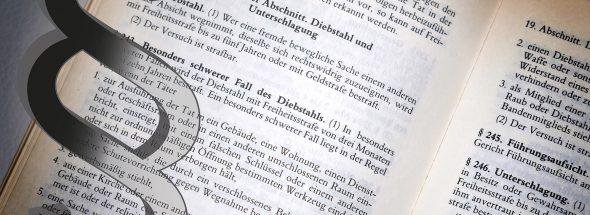 Strafrecht / Strafgesetzbuch